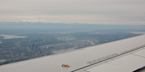 seattle, rainier, wing